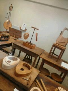 カテリーナの森から生まれた古楽器達、見てきました